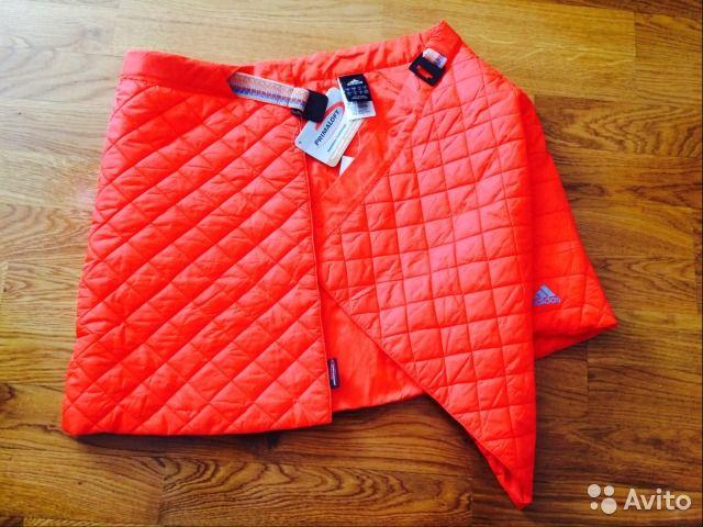 Adidas юбка стеганая новая купить в Москве на Avito — Объявления на сайте Avito