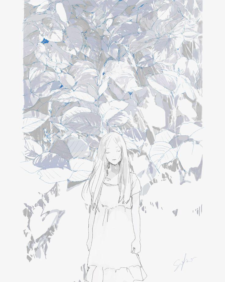 君の嘘は暴けない侭 喉が支えた art:aofujisui
