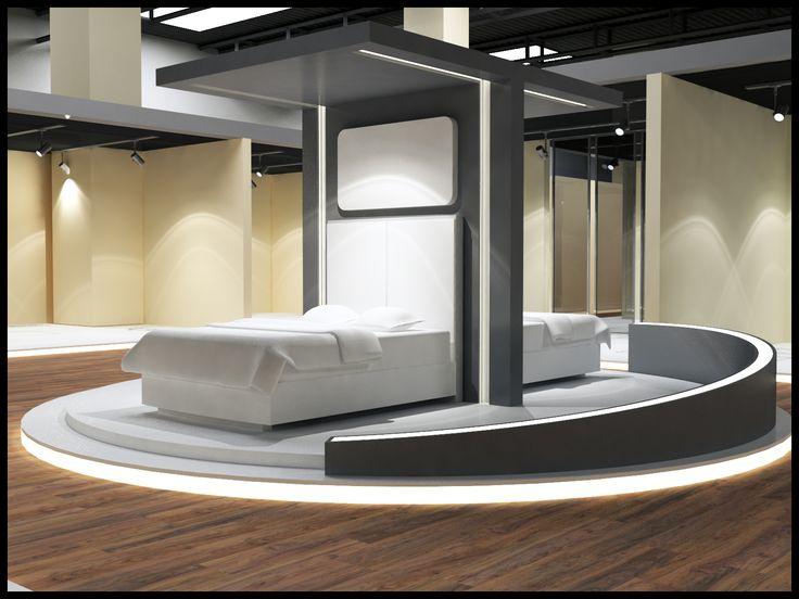 yatak standı