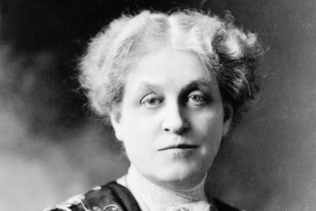 Woman Suffrage is Inevitable: Carrie Chapman Catt to Congress (1917)