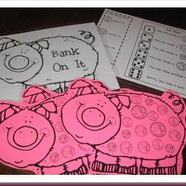 Oceans of First Grade Fun: money