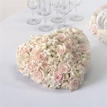 Blossoms of Love Heart  speakingpetal.com