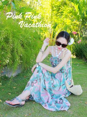 Korea feminine clothing Store [SOIR] #koreafashionshop #Fashionwomen  #korea #dailylook #dailyfashion #dress #top #skirt #pants #innerwear #bridemaid #honeymoon #partylook #leggings #homewear #koreafashion #clothes #like #want #vacance #honeymoon #バカンス #休假 #dress #ワンピース #连衣裙 #summerfashion #summer #summerlook Classic Flower One Piece / Size : FREE / Price : 39.33 USD