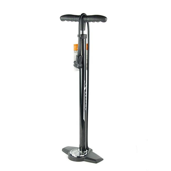 Serfas Fp 45 Bicycle Floor Pump And Sporting Goods Inflator Review