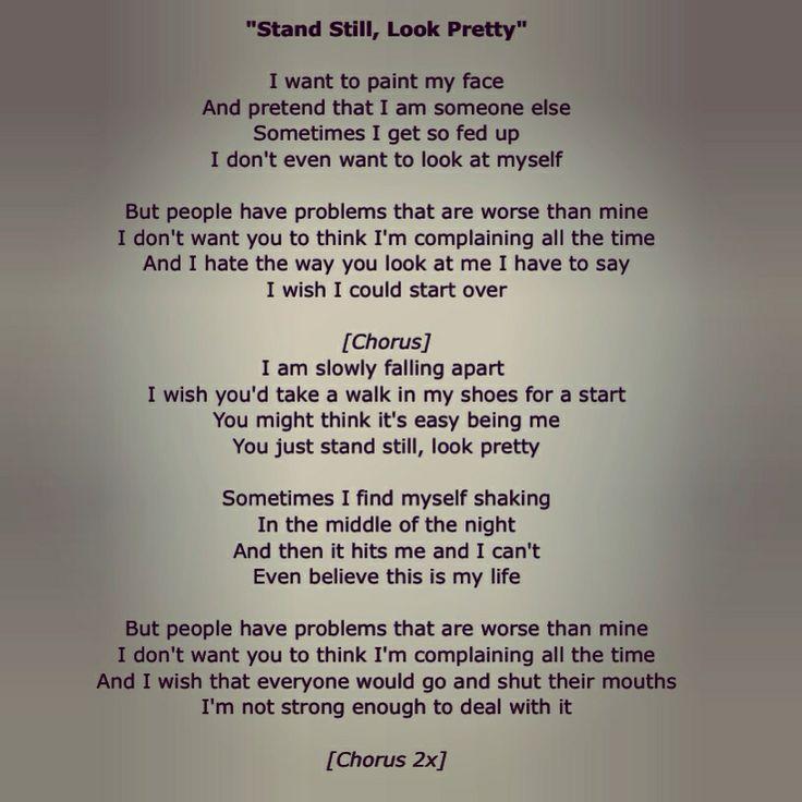 Lyric lyric song look up : 35 best my favorite songs images on Pinterest | Music lyrics ...