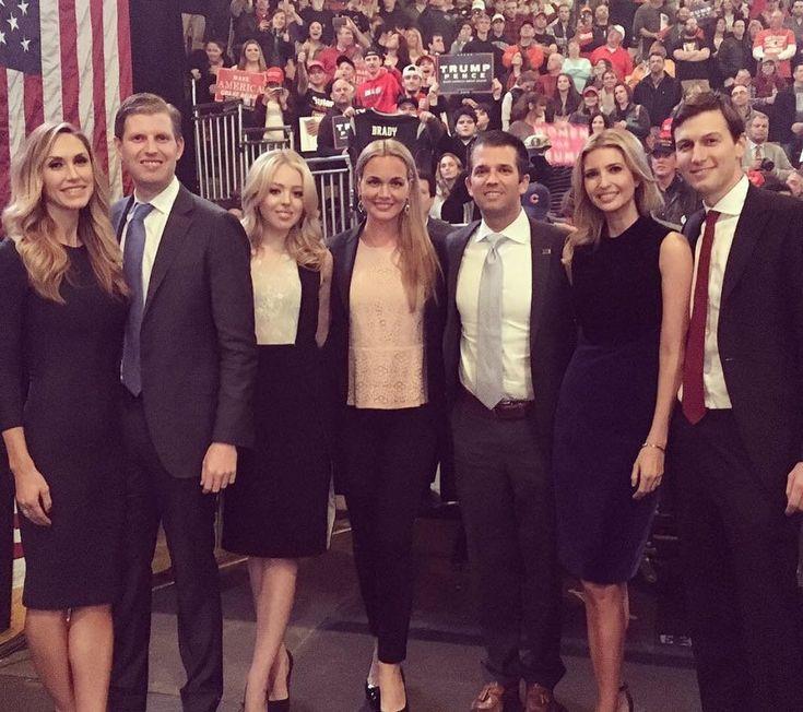 The Presidents family, the  First Family                               Vanessa Trump (@MrsVanessaTrump) | Twitter