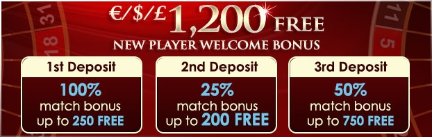 New Casino Player Promotion | Royal Vegas Online Casino- Visit http://www.bonuscounter.com for more details