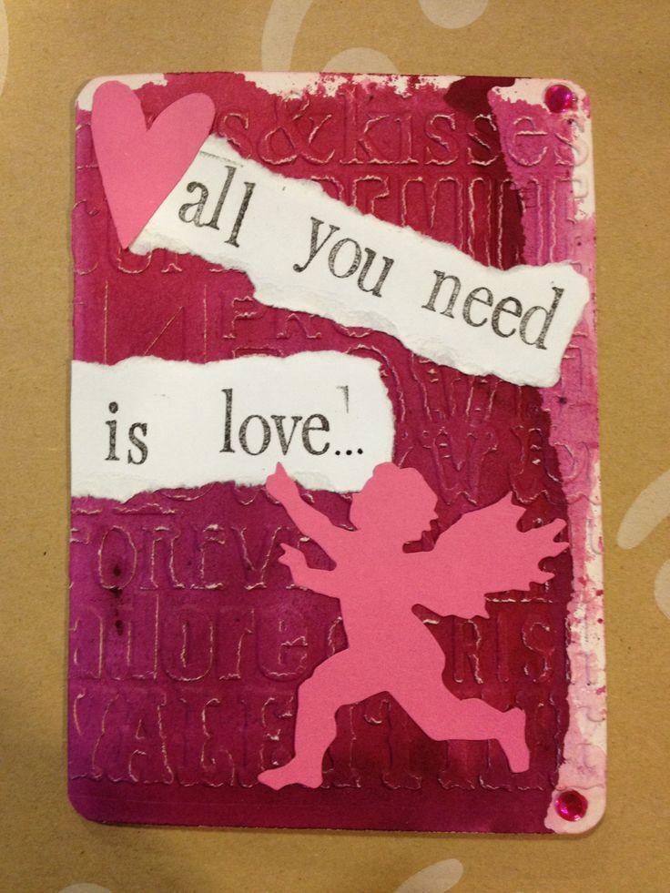 valentine cards lyrics