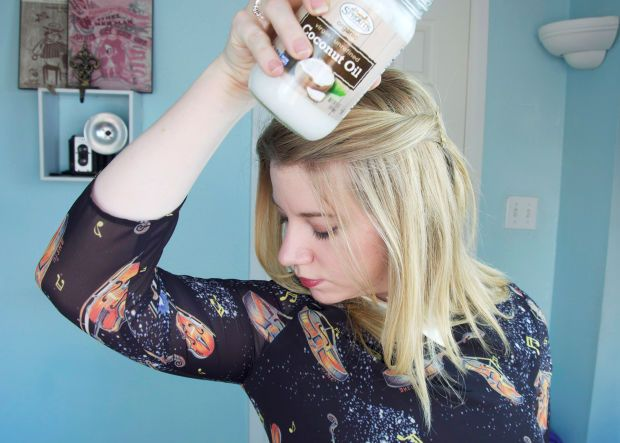Coconut oil totally passes the whiff test!