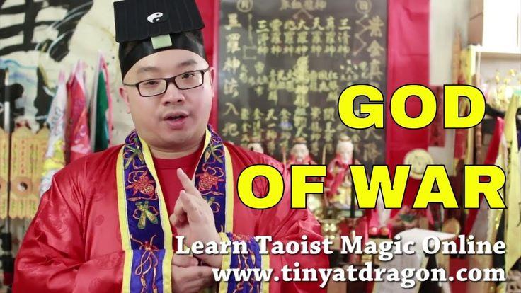 Taoist Magic - God of War