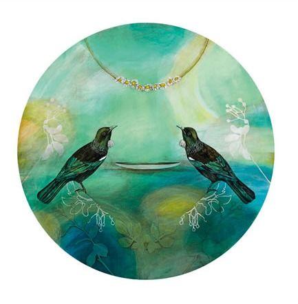 Gateway Canvas Art Print by Kathryn Furniss