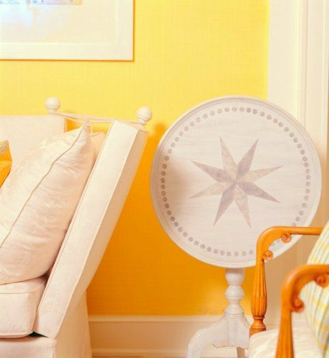 The 77 best Yellow Walls, White Trim images on Pinterest | Yellow ...