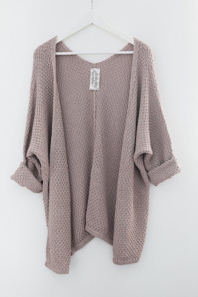 Turquoise Cardigan Sweater
