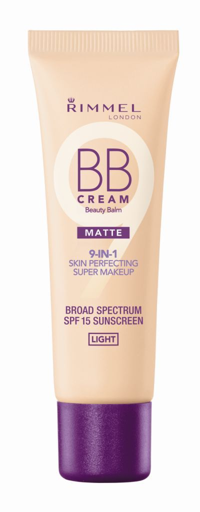 The Best BB Creams for Your Buck: RIMMEL LONDON PERFECT BB CREAM MATTE: Mattifiers keep shine in check all day, and the medium-coverage formula feels comfortable on—it's not cakey or drying. It also serves as a nice primer and pore-minimizer if you choose to layer foundation, concealer, or blush on top. $6.99; ulta.com.