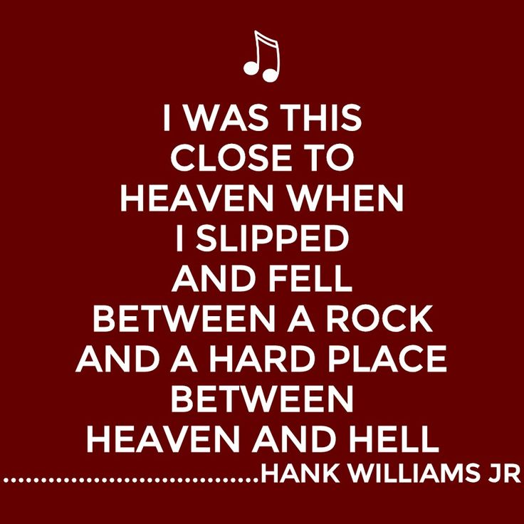 The conversation hank lyrics