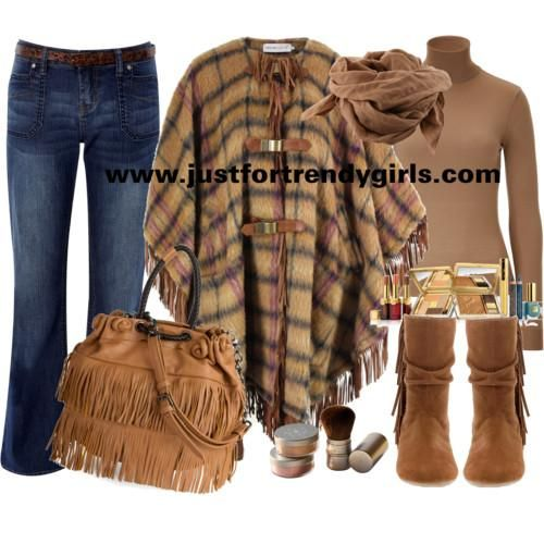 Bohemian winter style for women | justfortrendygirls