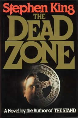 The Dead Zone. The hardest book I've read