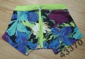 Pelo** MAJCIORY majtki na cieczke GALOTY kwiaty r2