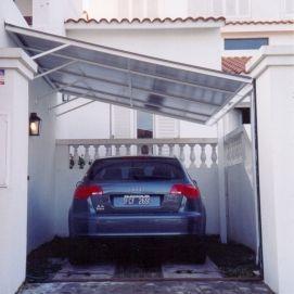 M s de 25 ideas incre bles sobre techo policarbonato en - Toldos para cocheras ...