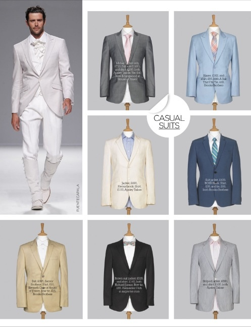 new style groom fashion !  from you & your wedding