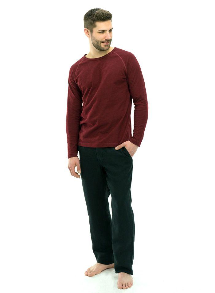 Freizeithose aus 100 Hanf - 21603 - Kleider Röcke Hosen - Damen Mode - Textilien - - von The