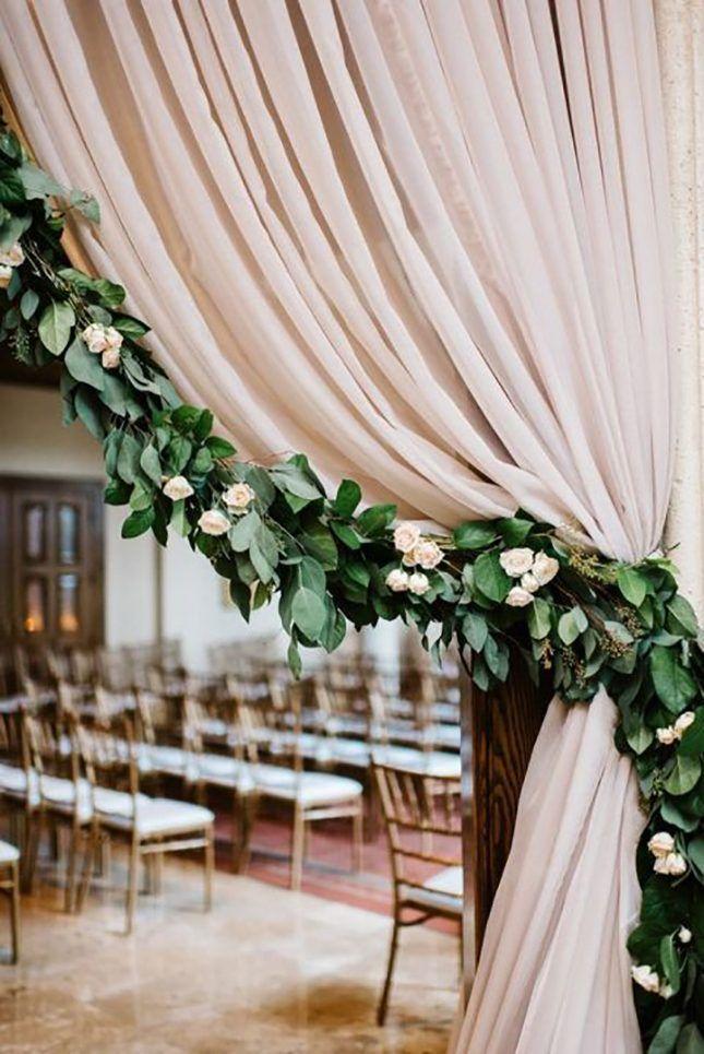 10 Dusty Rose Wedding Decor Ideas for Your Romantic Wedding via Brit   Co