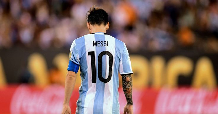 Lionel Messi says he has retired from international football following Argentina's penalty loss to Chile