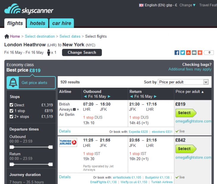 Skyscanner: Inside Scotland's tech titan and one of the world's largest flight search engines