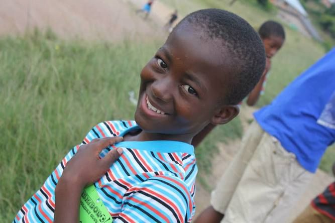 Loads of smiles this week at Ishibobo Holiday Club