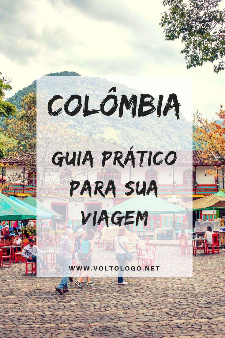 Colômbia: Dicas de viagem e turismo para você planejar seu mochilão. Descubra qual a melhor época para viajar, quanto custa, como se locomover, e o que fazer nos seus principais destinos turísticos: Bogotá, Cartagena, Medellín, Santa Marta e San Andrés.