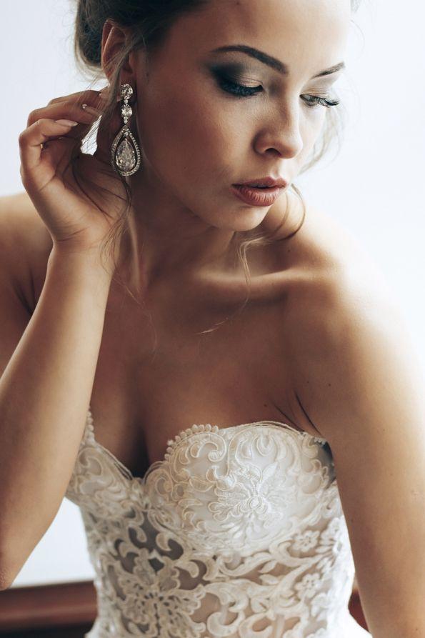 Портрет невесты, фотограф Лана Потапова, wedding portrait