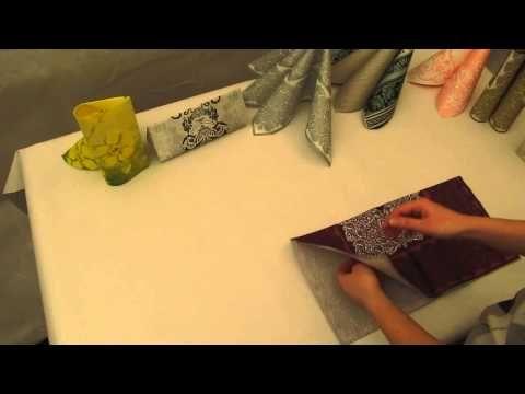 Servietfoldning - Biskop hatten - Folde servietter - YouTube