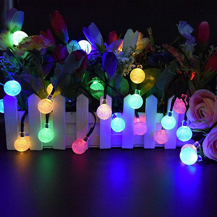 How To String Xmas Lights On Bushes : 17 best ideas about Outdoor Led Christmas Lights on Pinterest Purple christmas lights, Led ...