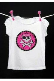 Korsan Kız T-shirt