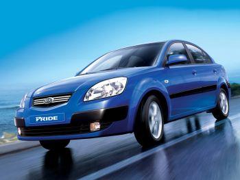 Kia Pride Sedan '2005–09