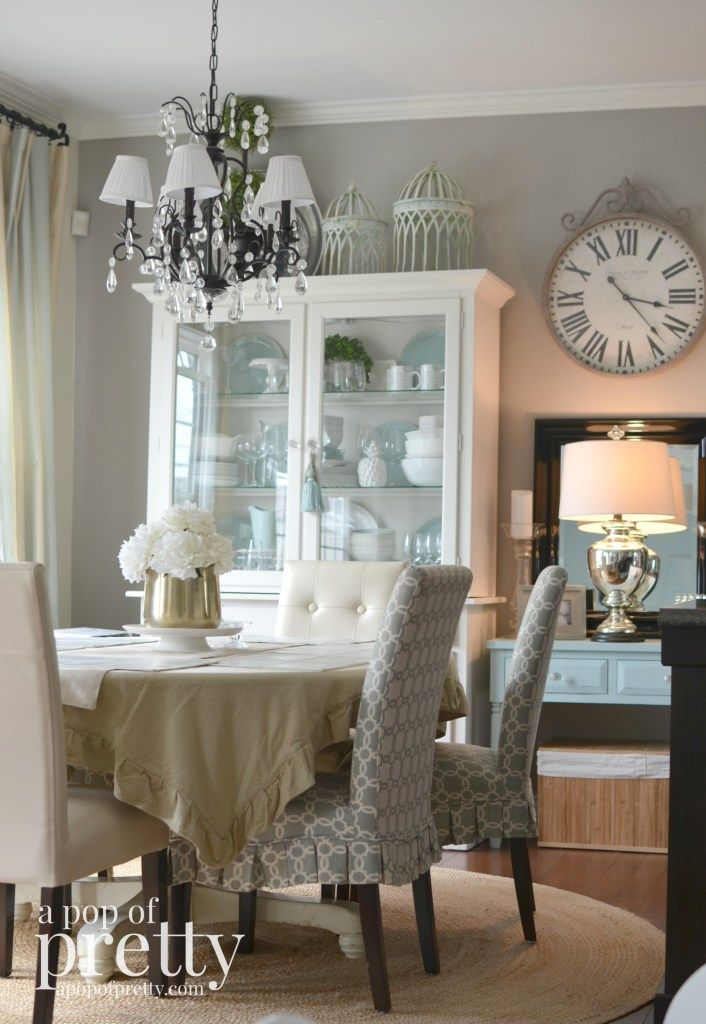 Pretty Dining Rooms Amazing 117 Best Dining Room Ideas Images On Pinterest  Dining Room Inspiration Design