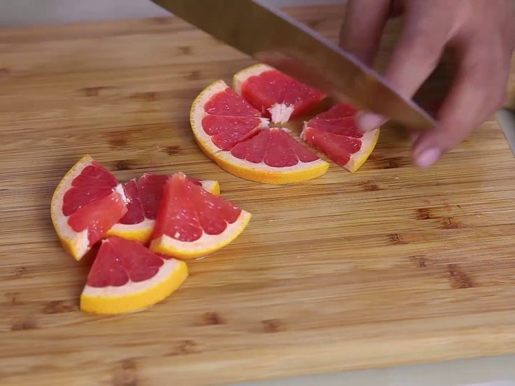 The 25 best how to eat grapefruit ideas on pinterest grapefruit cut a grapefruit malvernweather Images