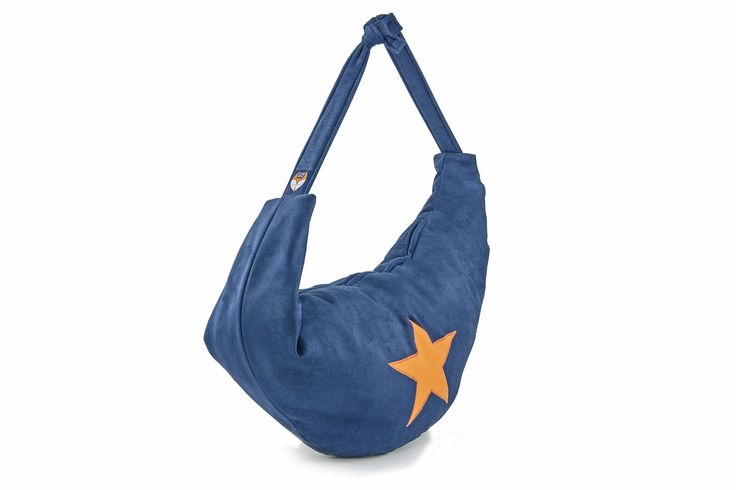 Bax & Bay  Luxury accessories for parents Blue Star Cotton Bag www.baxandbay.com www.alegremedia.com #alegremedia