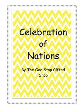 Celebration of Nations! is a fun and engaging project that can be used for upper elementary grades. This can be used to create a Living Museum, provide as an anchor activity, or assign as a cooperative group project for teams of students.  Included:Cover PageSurvey to Create Cooperative GroupsExpectations for the Entire ProjectParent Letter explaining the projectGraphic Organizer for note taking and researchRubric for Team Created ModelRubric for Technology PresentationRubric for Team…