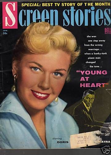Jan.1955 Doris Day