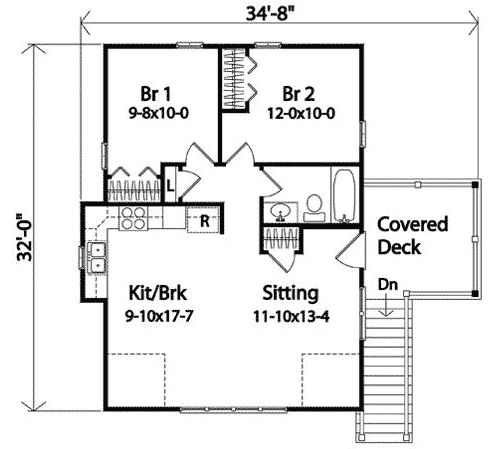 Garage Apartment Plans 2 Bedroom: 1000+ Ideas About Two Car Garage On Pinterest