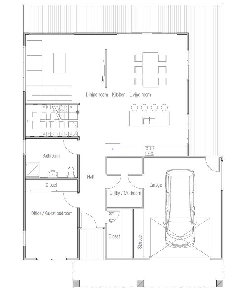 68 best Castelnau maison images on Pinterest Home plans, Tiny