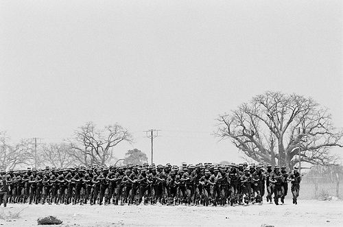 SADF troops | Flickr - Photo Sharing!