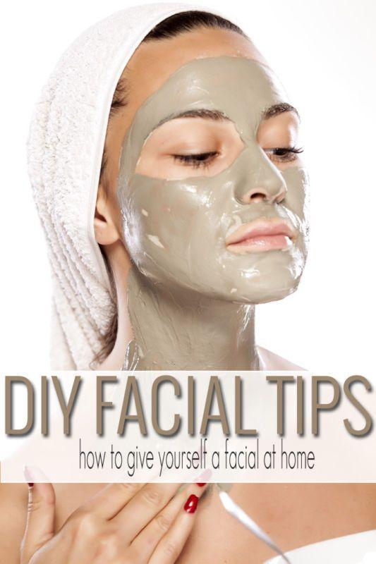 DIY Facial Tips: How to Give Yourself a Facial at Home