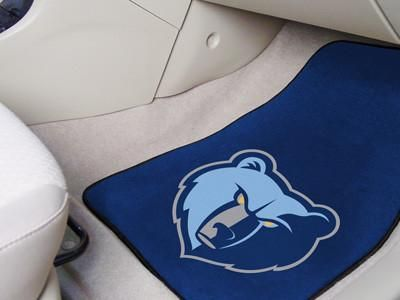 ~Memphis Grizzlies Car Mats Printed Carpet 2 Piece Set~ backorder