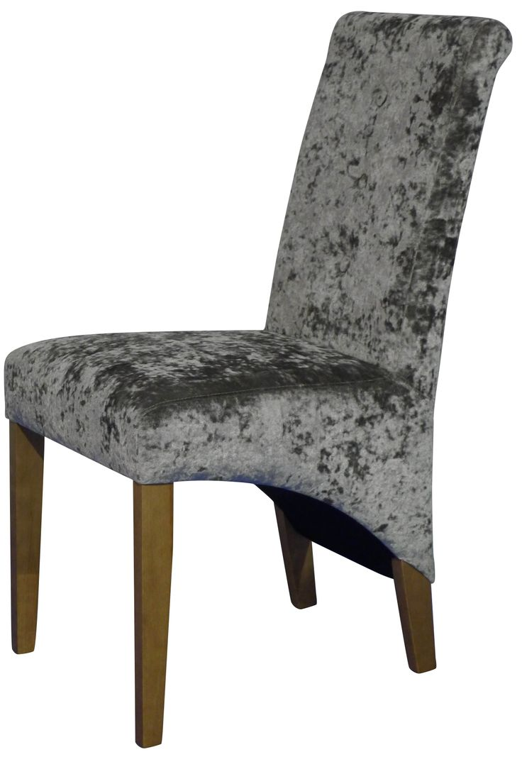 Venice Roll Button Back. We've teamed this classic modern roll back dining chair with the luxurious Senso Crushed Velvet collection from Covertex. Suited perfectly for this contemporary style dining chair we're offering 19 opulent colourways and a choice of leg finishes this Exclusive Design is one of our best value promotions to date. Currently on offer for just £89... http://ow.ly/x0i2w