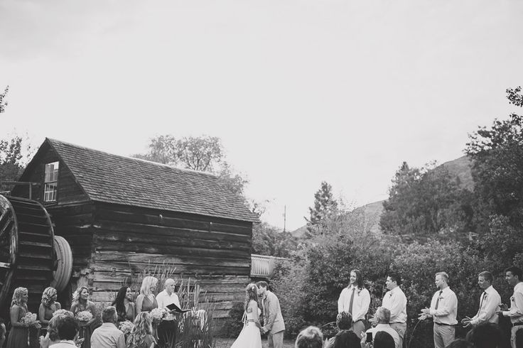 The Grist Mill & Gardens, Keremeos, British Columbia - http://www.oldgristmill.ca/