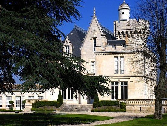 Château Pape Clément / Pessac Léognan / Bordeaux / France