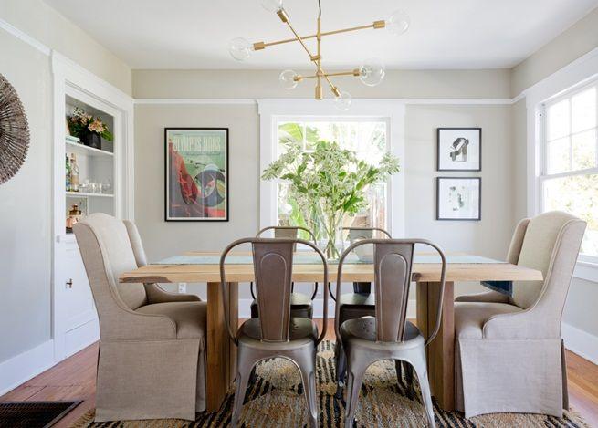 inspiracje w moim mieszkaniu: Nadmorski dom urządzony według najnowszych trendów...