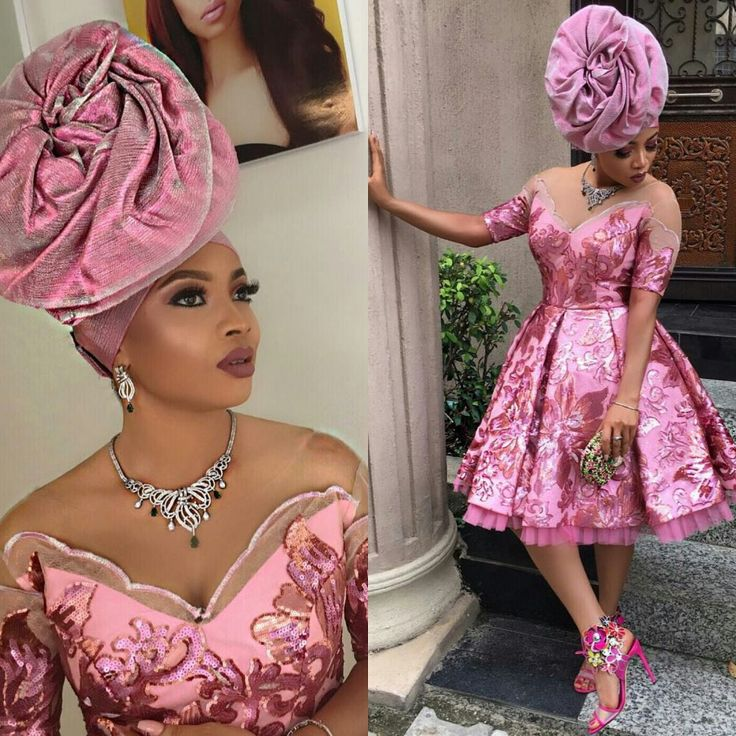 Toke Makinwa Turns Head in Chic Wedding Guest Outfit - Wedding Digest Naija
